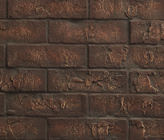 Cottage Red Brick Interior Panels