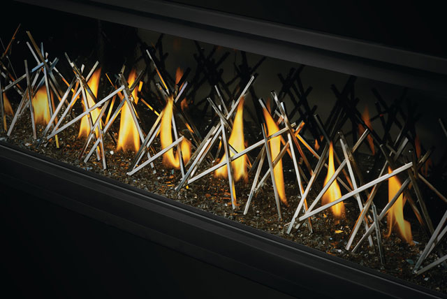 Nickel Stix Designer Fire in Vector Linear