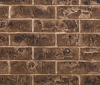 Tavern Brown Brick Interior Panels