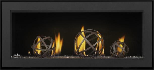 Vector LV38 Prod Straight WIG Topaz Glass Standard Barrier Black