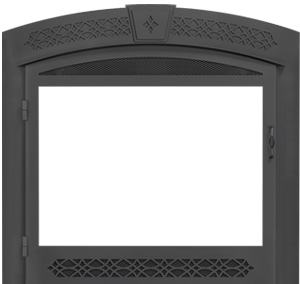 Faceplate with operable screen